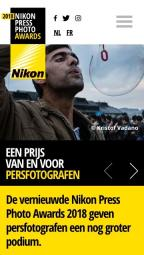 Nikon Press Photo Awards