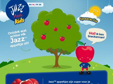 Jazz Apple Kids