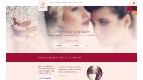Level Up Beauty Academy