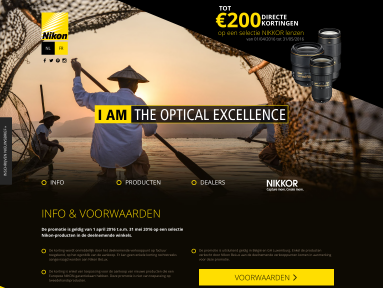 I Am The OpticaL Excellence (Nikon)
